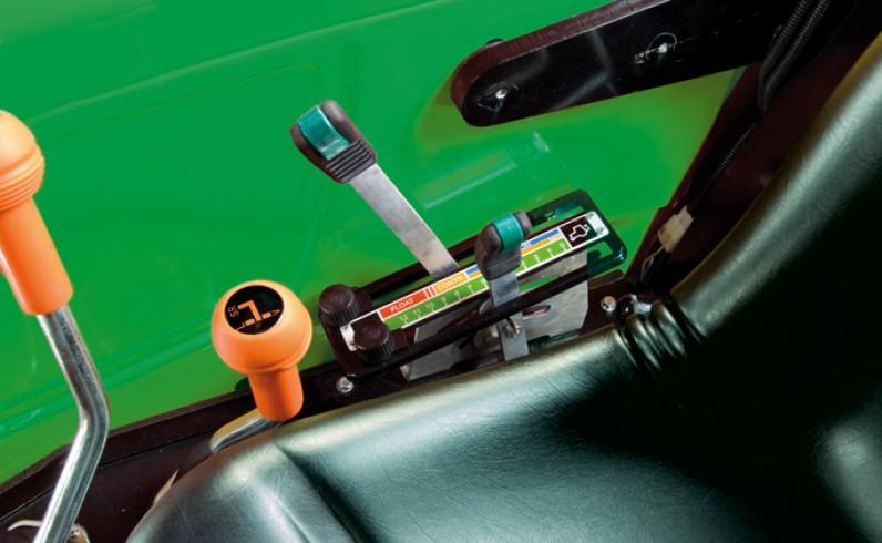 Agrolux 310 320 410 -Hydraulika