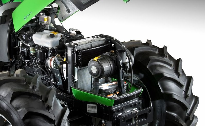 Agrolux 310 320 410 -silnik