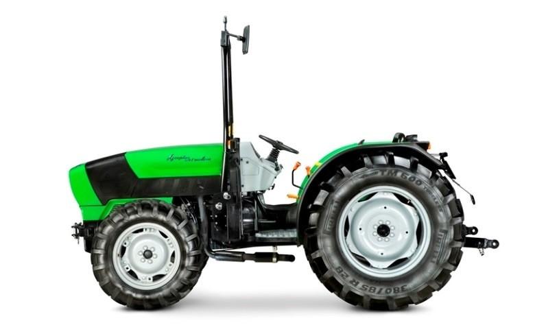 Agroplus F Ecoline - napęd