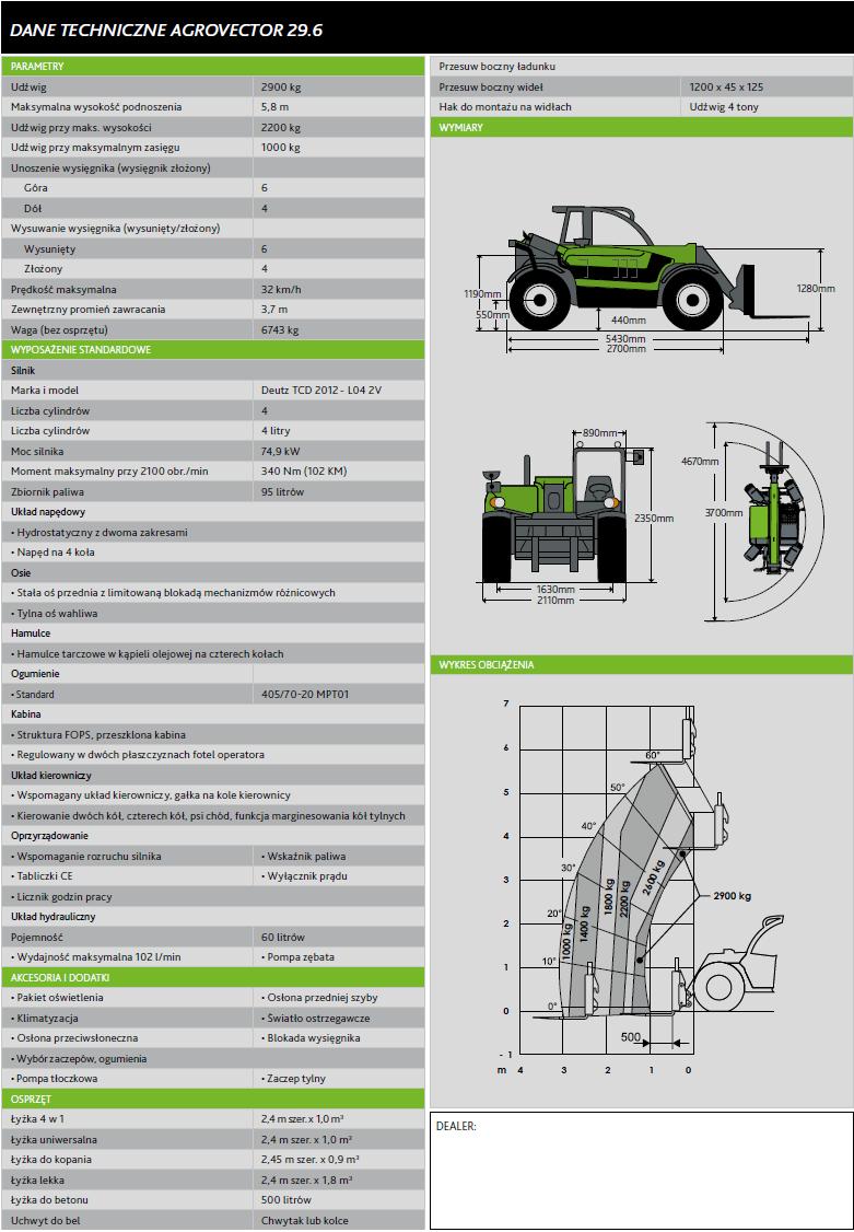 Agrovector 296-357_ladowarka_teleskopowa_specyfikacja2