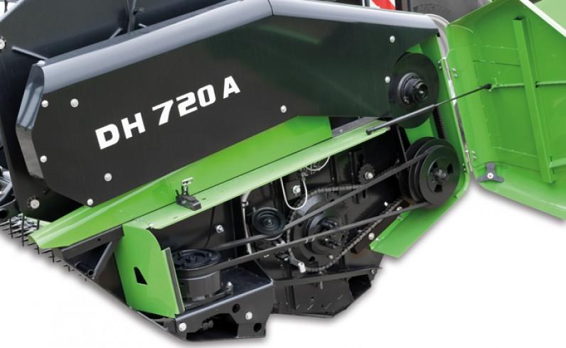 DEUTZ-FAHT Kombajn C9000