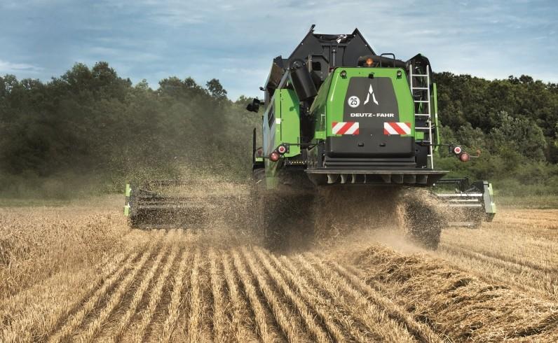 Kombajn C7000 DEUTZ-FAHR - maszyny rolnicze polmozbyt