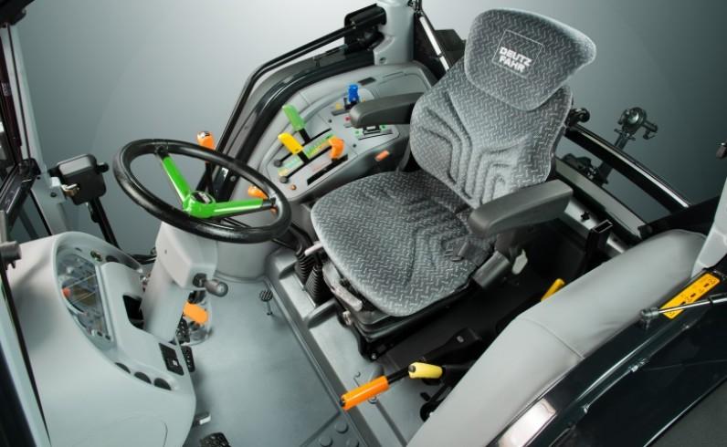 Seria 5D Ecoline - kabina