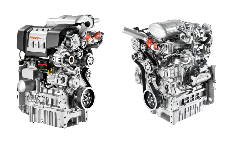 Seria 5D Ecoline - silnik