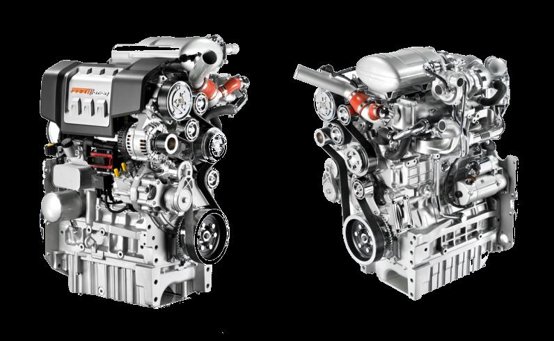 Seria 5G - silnik