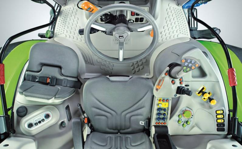 Seria 6 6 CShift - kabina