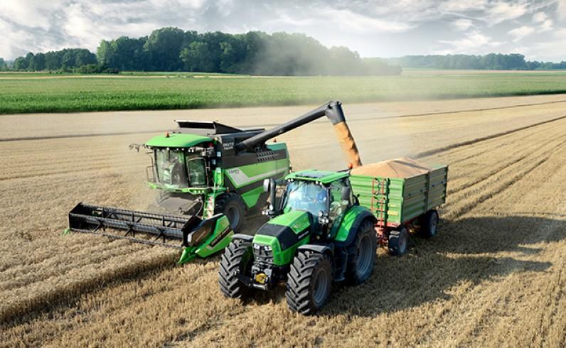 Seria C6000 kombajn - maszyny rolnicze grójec - polmozbyt