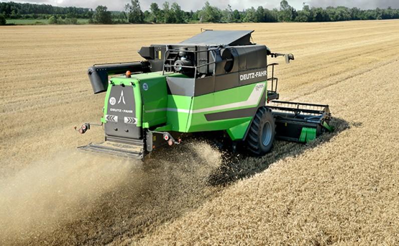 Seria C6000 kombajny - maszyny rolnicze grójec - sieczkarnia