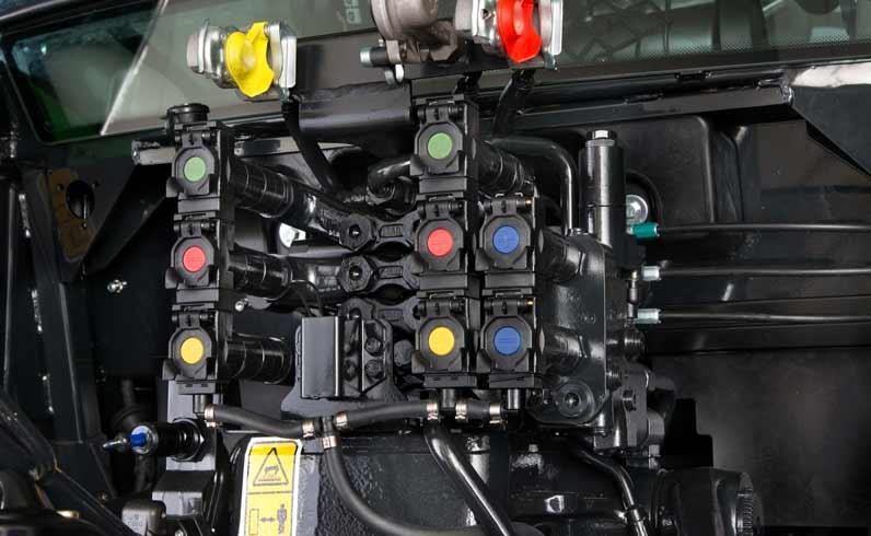seria 5- Hydraulik